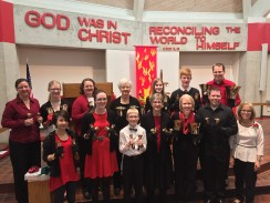 Bel Canto Handbell Choir concert picture